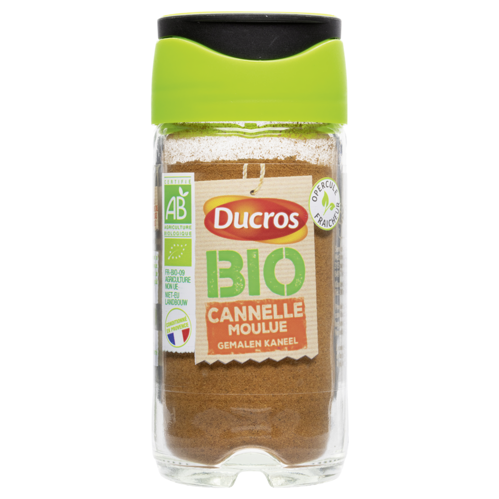 Cannelle moulue BIO, Ducros (30 g)