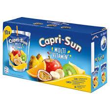 Capri-Sun multivitaminé (10 x 20 cl)
