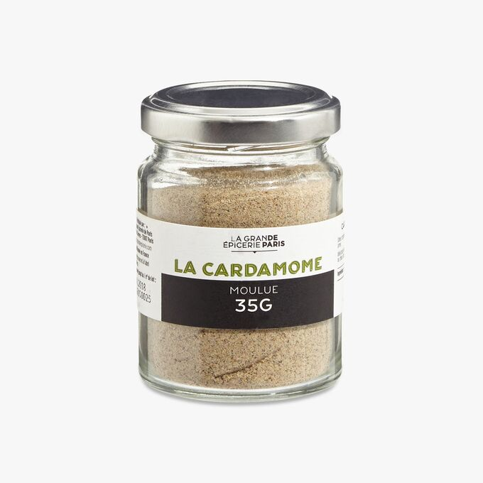 Cardamome moulue, La Grande Epicerie de Paris (35 g)
