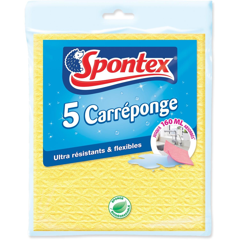 Carreponge, Spontex (x 5)