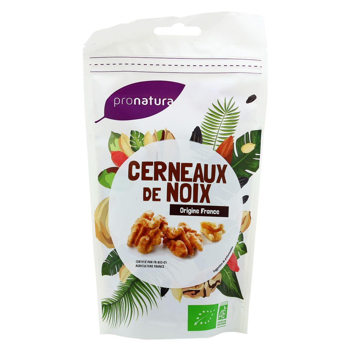 Cerneaux de noix BIO, Pronatura (125 g), France