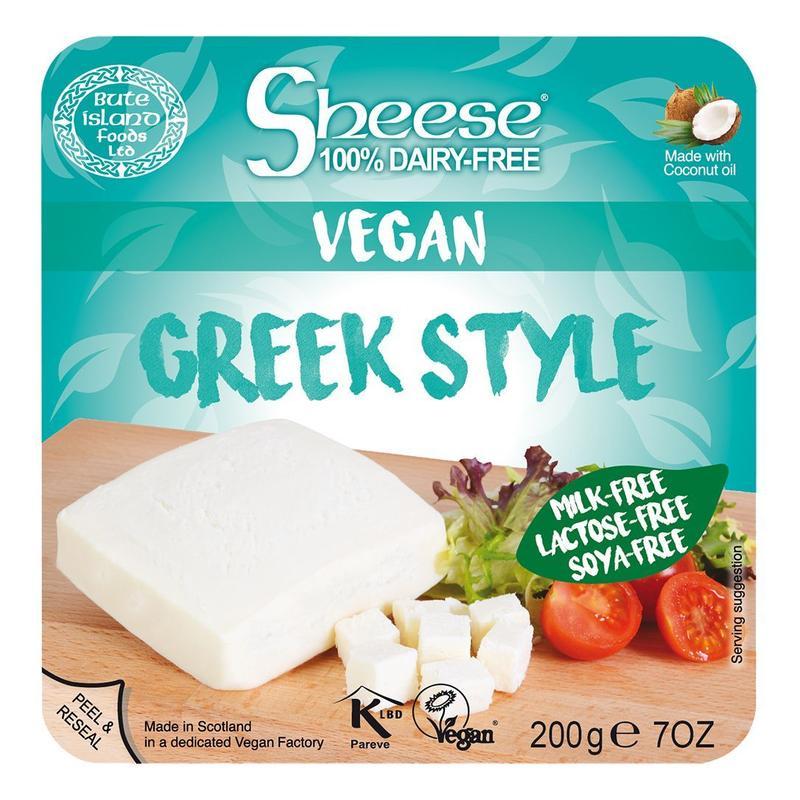 Feta vegan, Sheese (200 g)