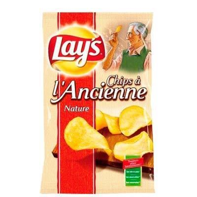 Chips à l'ancienne Lay's (150 g)