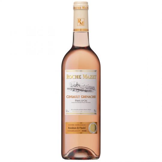 Cinsault Grenache Rosé Roche Mazet 2019 (75 cl)