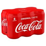Pack de Coca-Cola (6 x 33 cl)