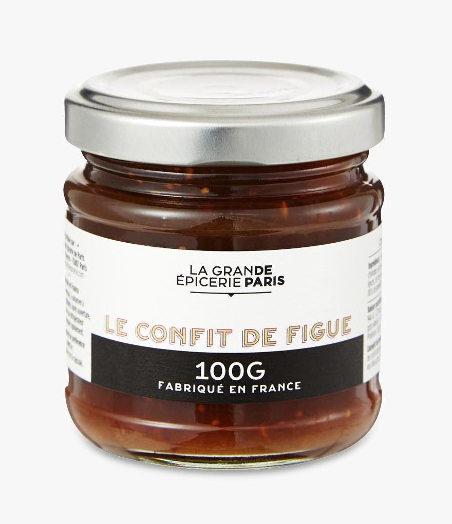 Confit de figue, La Grande Epicerie de Paris (100 g)