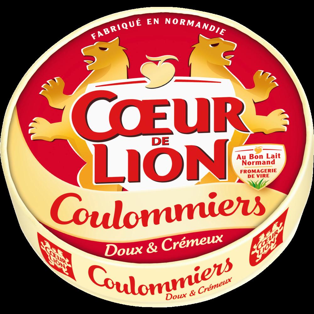 Coulommiers, Coeur de Lion (350 g)