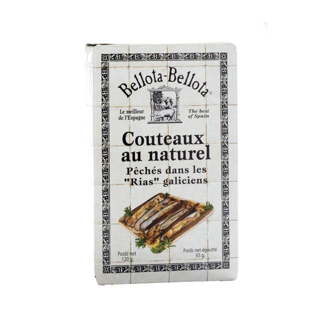 Couteaux, Bellota-Bellota (110 g)