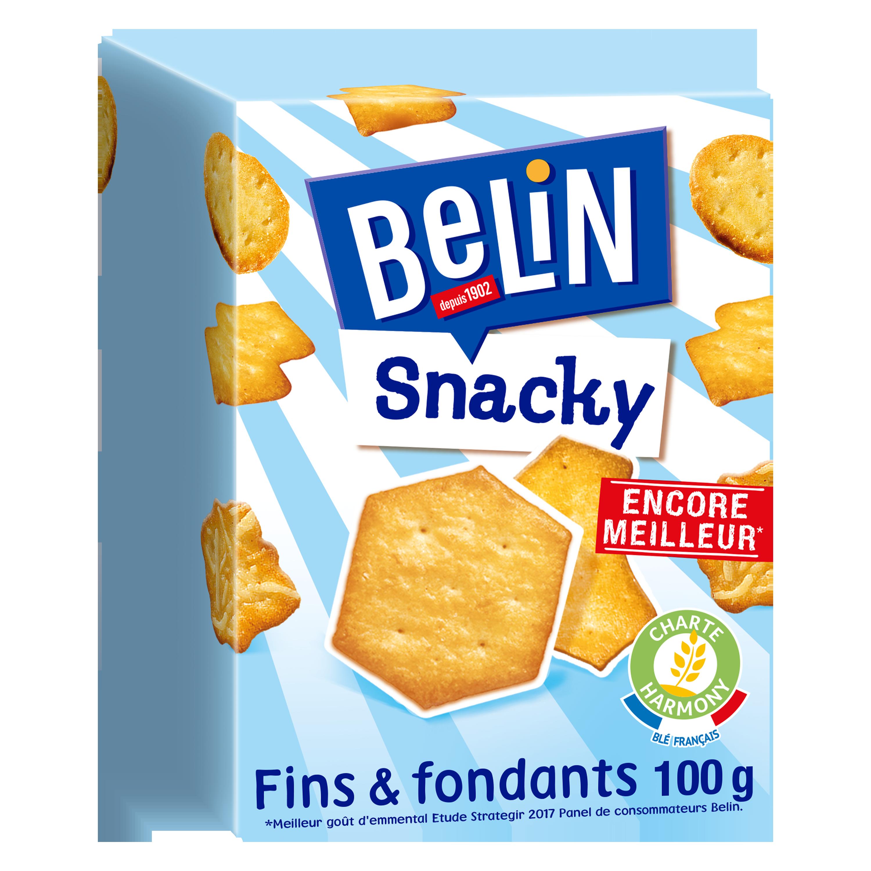 Crackers Snacky, Belin (100 g)