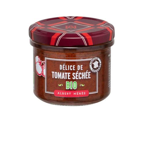 Crème de Tomate Séchée BIO, Albert Ménès (100 g)