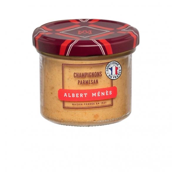Crème Forestière au Parmesan, Albert Ménès (100 g)