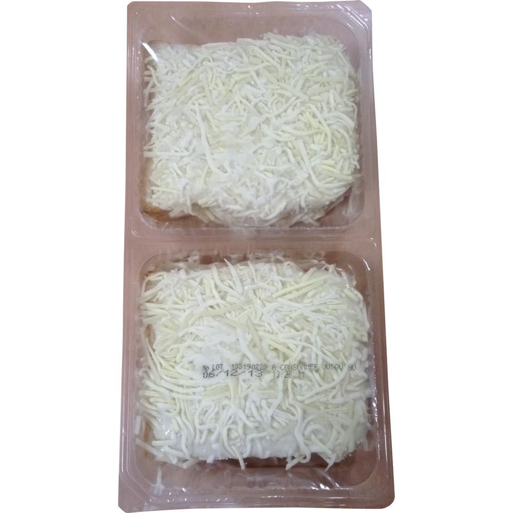 Croque Monsieur jambon emmental, Traiteur frais (x 2, 280 g)