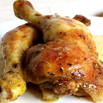 Cuisses de poulet fermier (x 2)