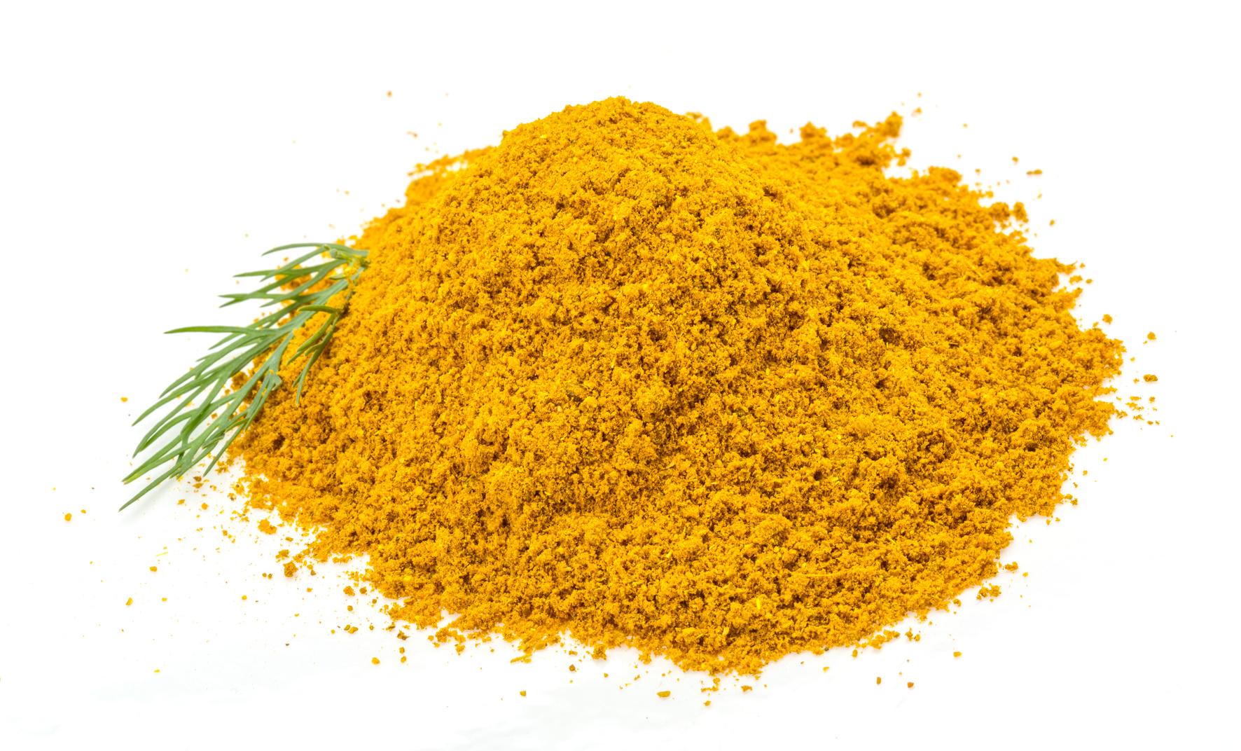 bienfaits du curry en poudre