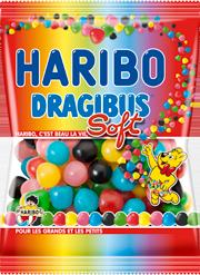 Bonbon Dragibus Soft, Haribo (300 g)