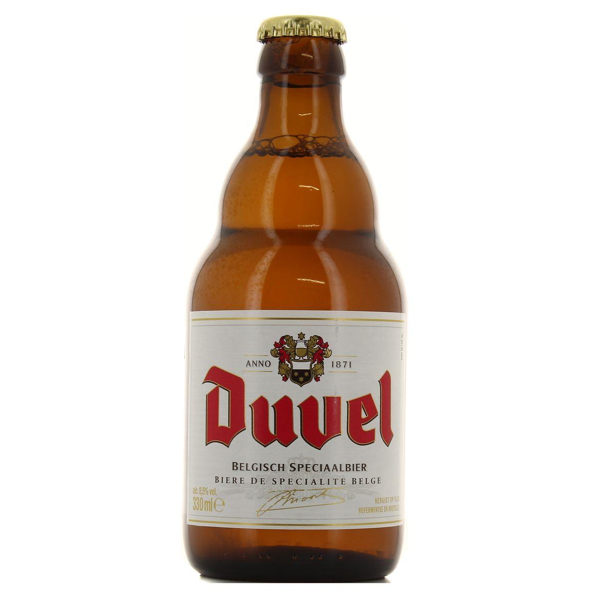 Duvel blonde 8°5 (33 cl)