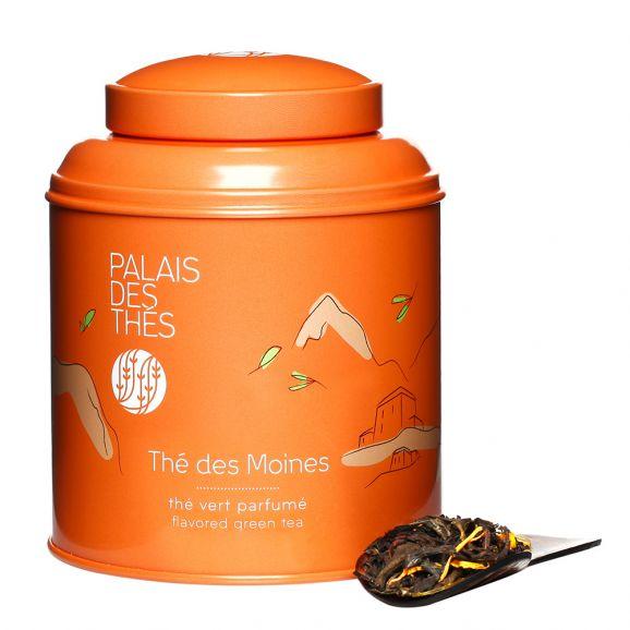 Thé noir des Moines - boîte colorée, Palais des Thés (100 g)