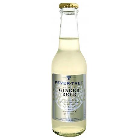 Ginger Beer, Fever Tree (20 cl)