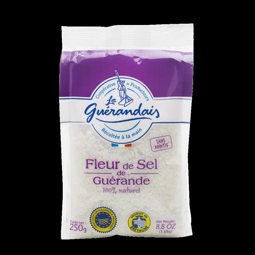 Fleur de sel de Guérande, Le Guérandais (250 g)