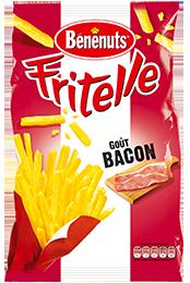 Fritelle au bacon, Bénenuts (80 g)