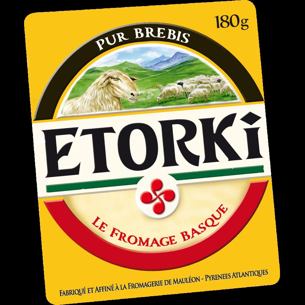Etorki, pur brebis (180 g)