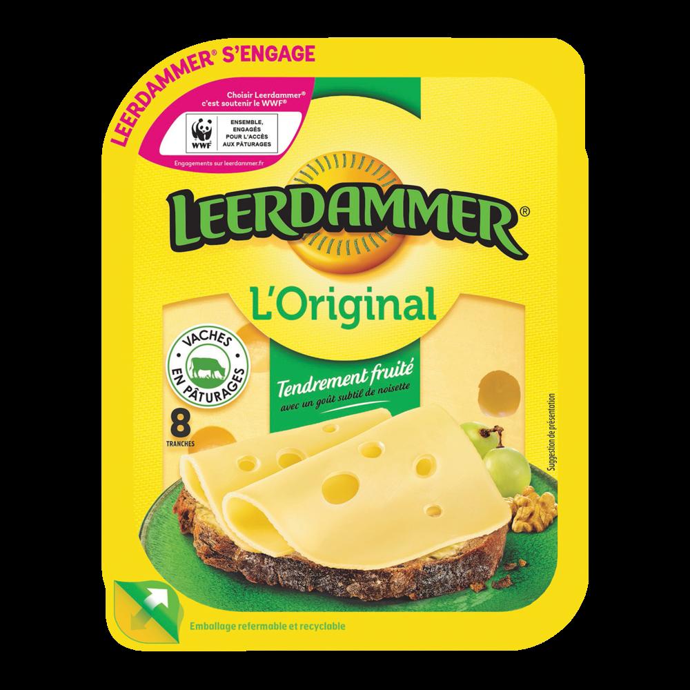 Leerdammer (x 8, 200 g)