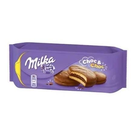 Gateau Choc & Choc, Milka  (175 g)