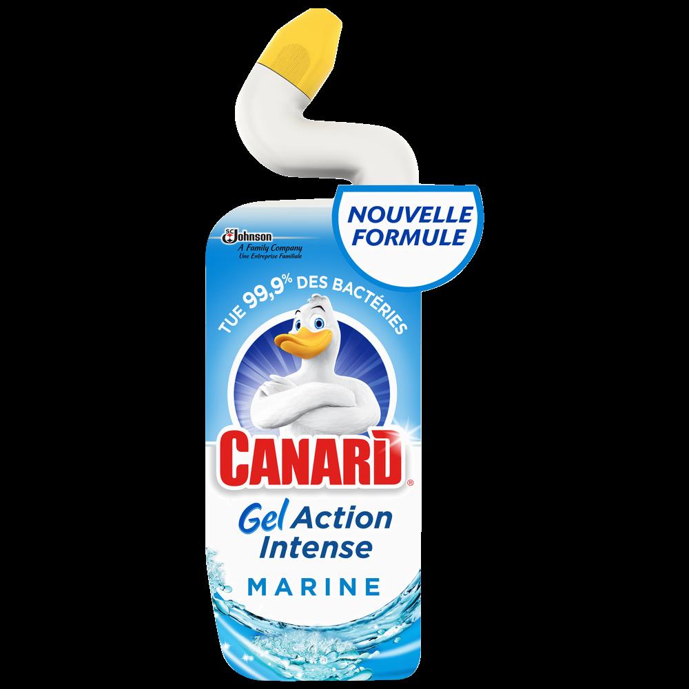 Gel WC marine action intense, Canard (750 ml)
