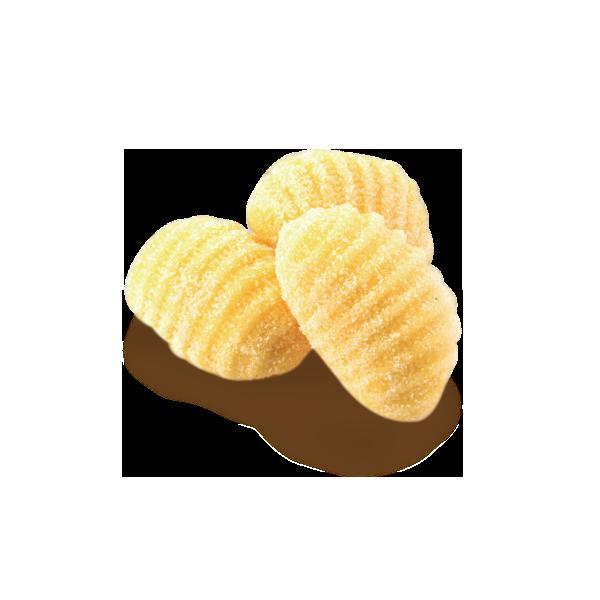 Gnocchi de pomme de terre striés, Sarandrea (500 g)