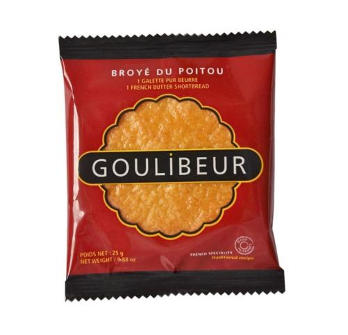 Galette du Poitou en sachet individuel, Goulibeur (25 g)