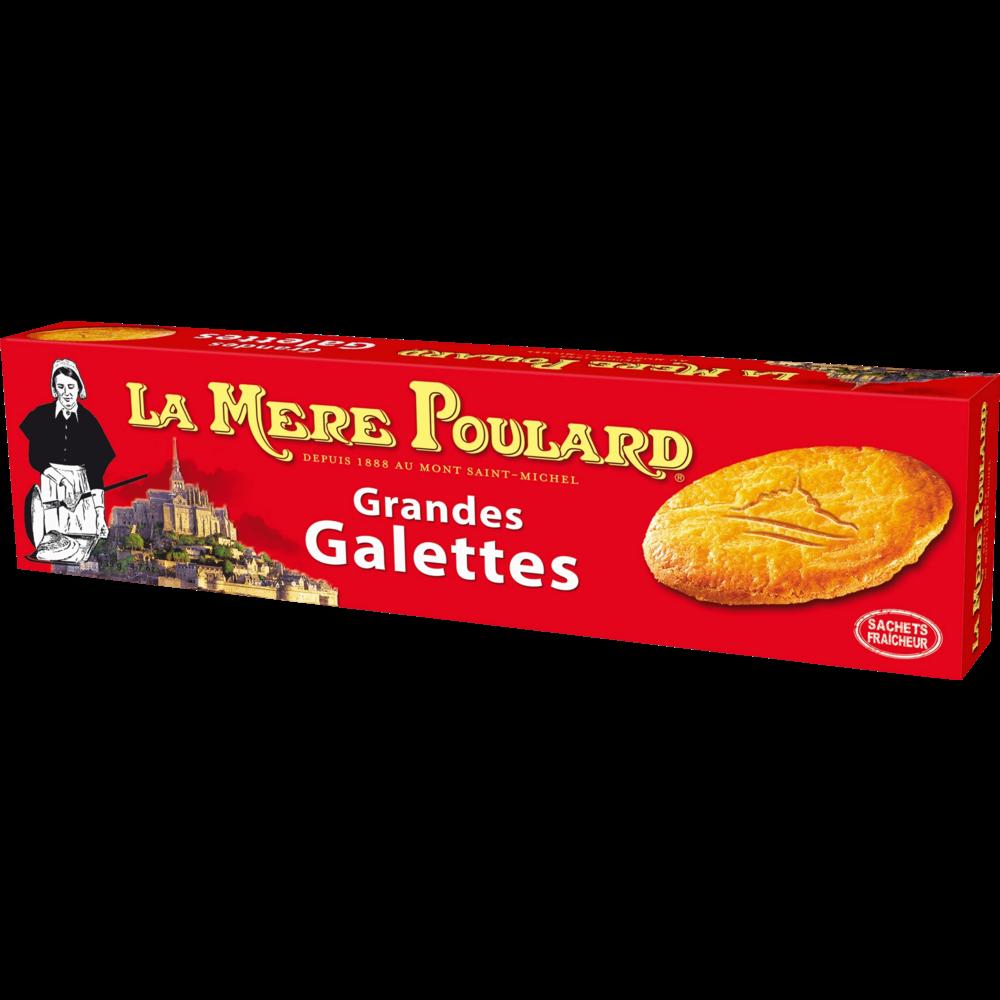 Grandes galettes, La mère Poulard (135 g)