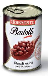 Haricots Borlotti, Torrente (400 g)