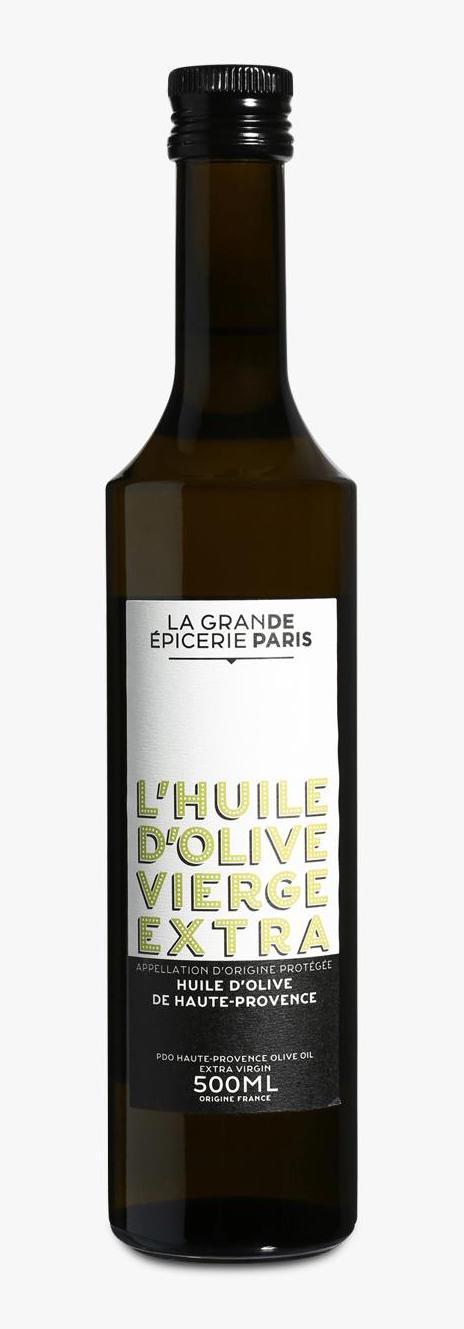 Huile d'olive de Haute-Provence AOP, La Grande Epicerie de Paris (50 cl)
