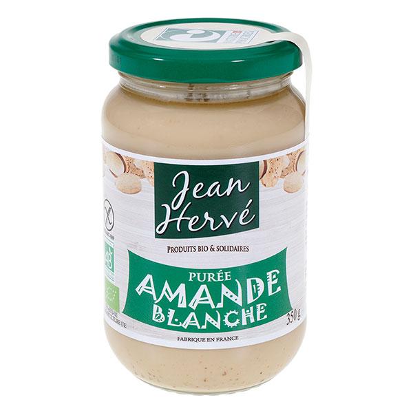 Purée d'amande blanche BIO, Jean Hervé (350 g)