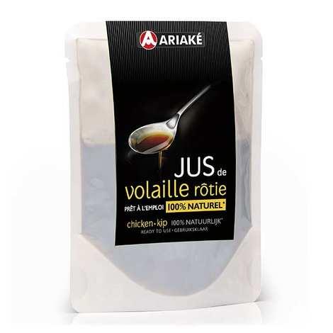 Jus de volaille rôtie, Ariake (100 ml)
