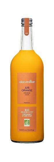 Jus Orange BIO, Alain Milliat (1 L)