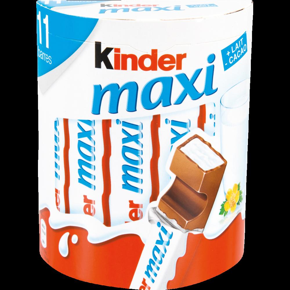 Kinder Maxi (11 barres, 231 g)