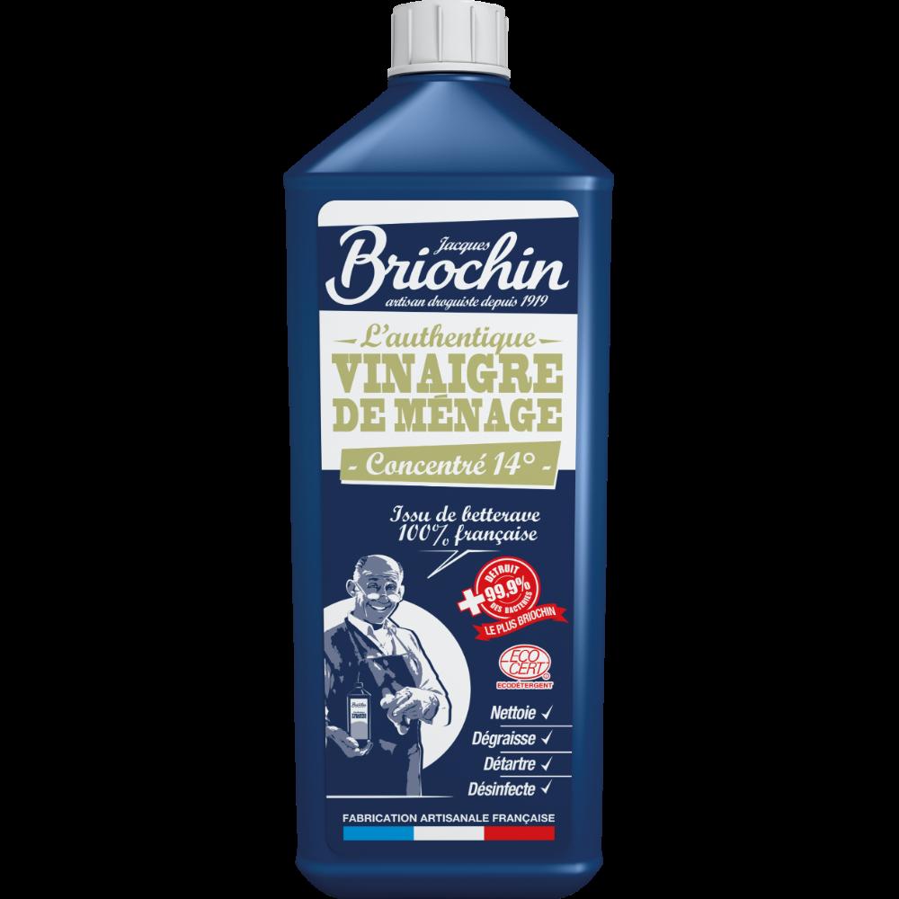 L'authentique vinaigre de ménage, Briochin (1 L)