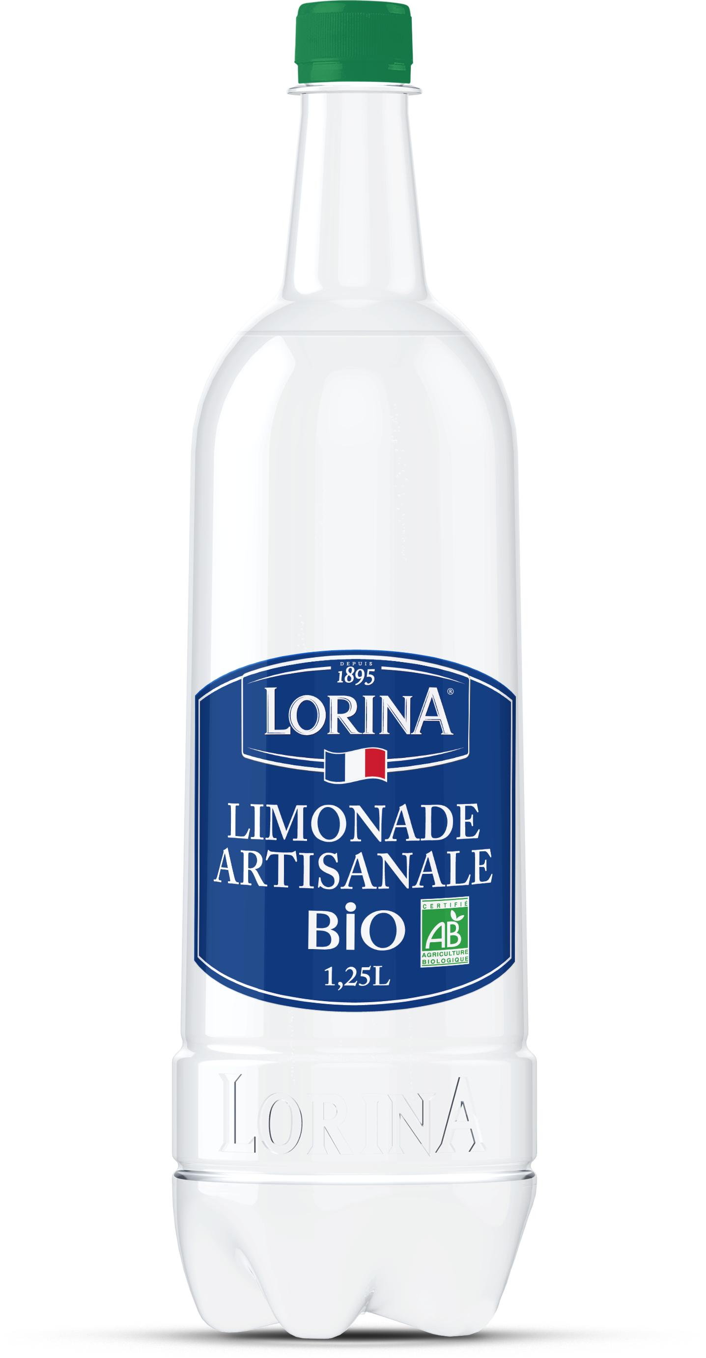 Limonade BIO, Lorina (1.25 L)
