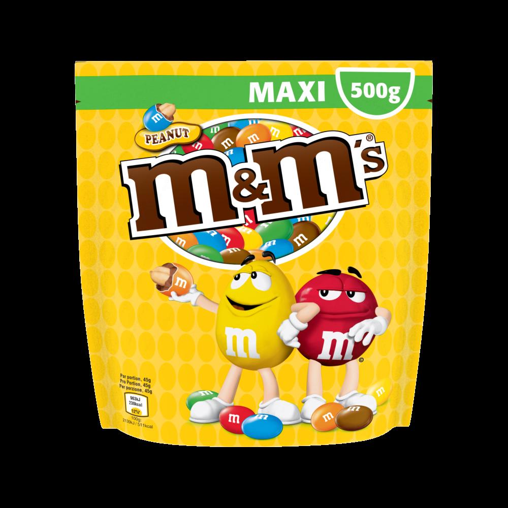 M&M'S Peanuts Maxi (500 g)