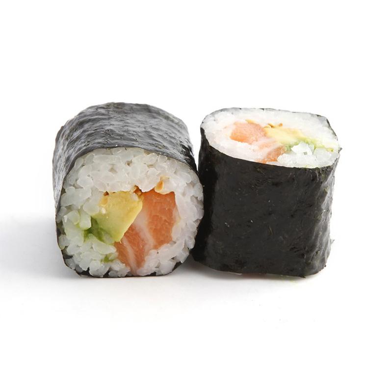 kit maki sushi au salma pour 4 miamtag livraison de produits frais sur paris et petite. Black Bedroom Furniture Sets. Home Design Ideas