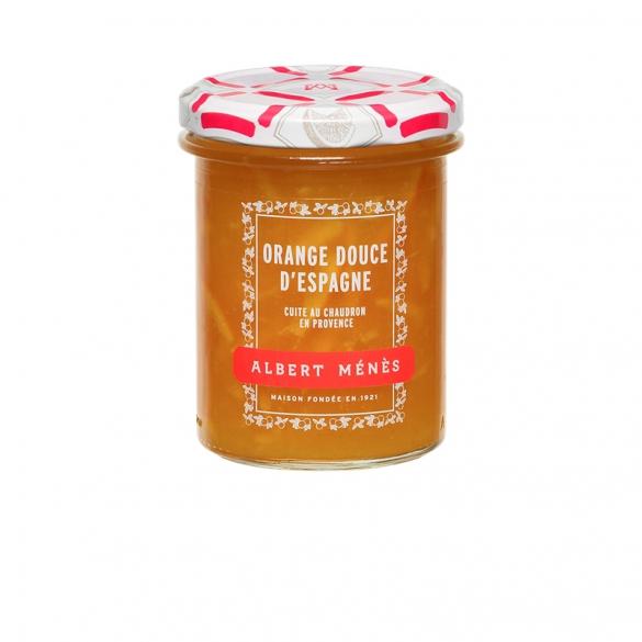 Marmelade d'Orange Douce, Albert Ménès (280 g)