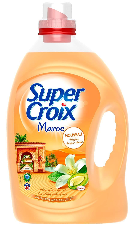 Lessive liquide Maroc, Super Croix (2.15 L)