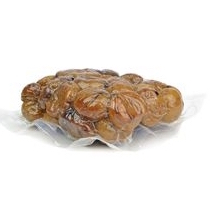 Châtaignes (ou marrons) cuites pelées sous vide BIO (200 g), France