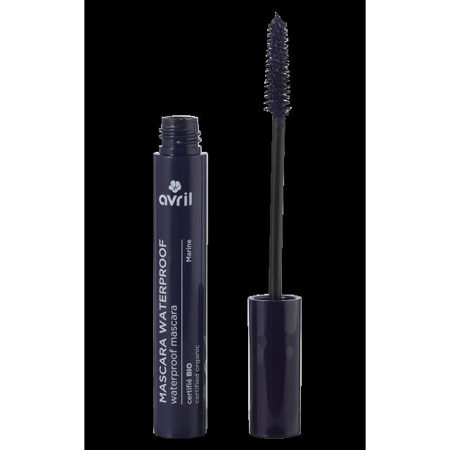 Mascara waterproof marine certifié BIO, Avril (10 ml)