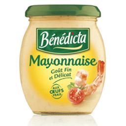 Mayonnaise, Bénédicta (255 g)