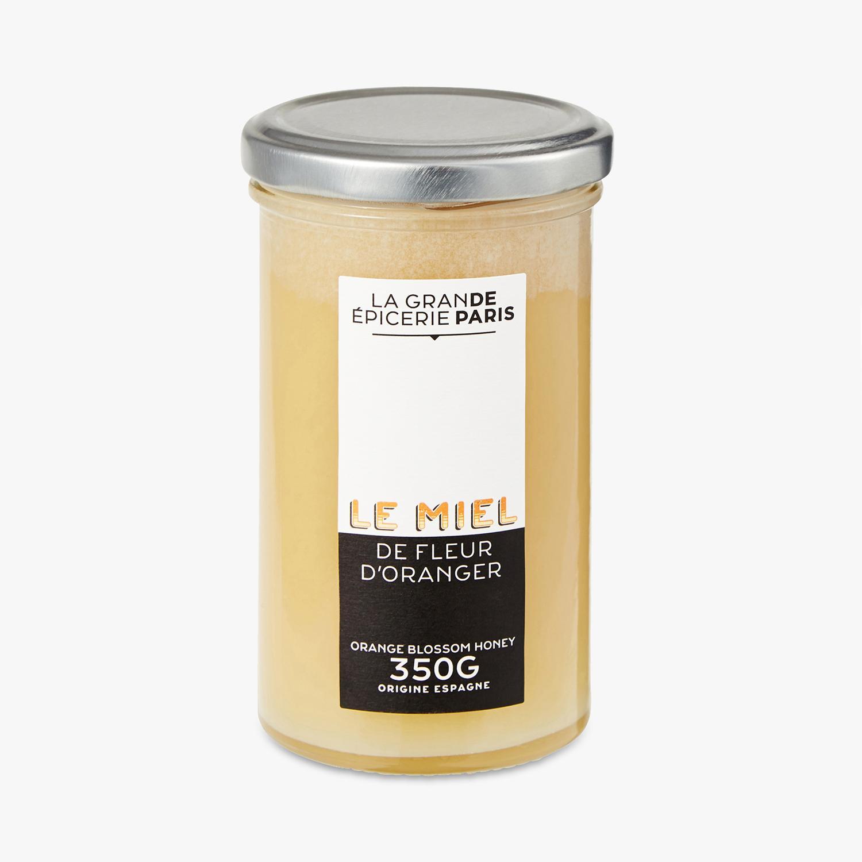 Miel de fleur d'oranger, La Grande Epicerie de Paris (350 g)