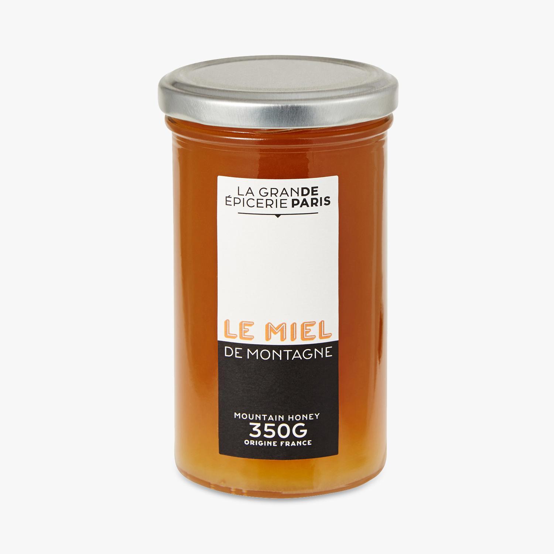 Miel de montagne, La Grande Epicerie de Paris (350 g)