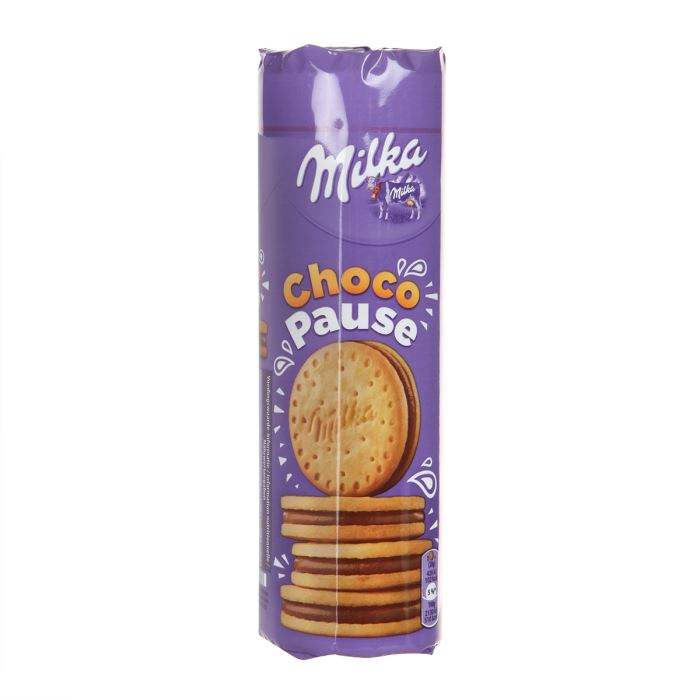 Biscuits Choco Pause, Milka (260 g)