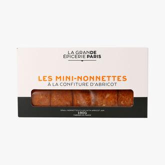 Mini-nonnettes à la confiture d'abricot, La Grande Epicerie de Paris (200 g)